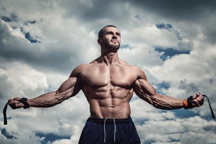 Mięśnie budują siłę i wytrzymałość naszego ciała